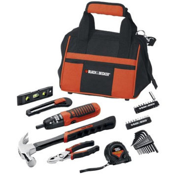 Black & Decker 38 PC Hand Tool Set