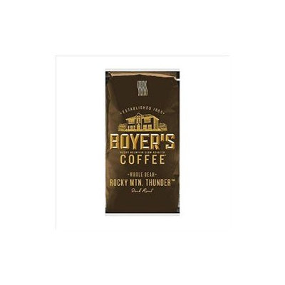 Boyer's Coffee Hazelnut - Whole Bean - 2.5 lbs