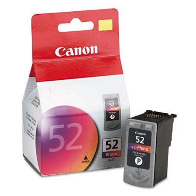 Canon 0619B002 CL-52 Photo Color Ink Cartridge