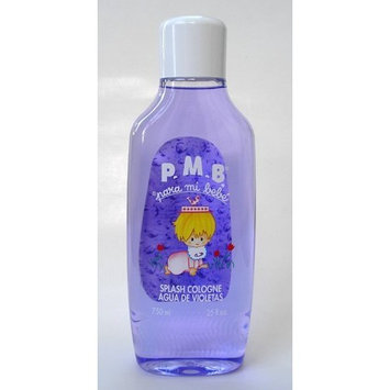 Para Mi Bebe Agua De Violetas Splash Cologne, 25 Ounce