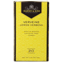 Harney & Sons Harney and Sons Premium Tea Bags, Verveine, 20 Count, 0.5 oz