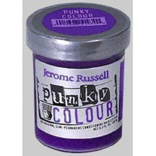Jerome Russell Semi Permanent Punky Colour Hair Cream 3.5oz Violet # 1428 [Violet]