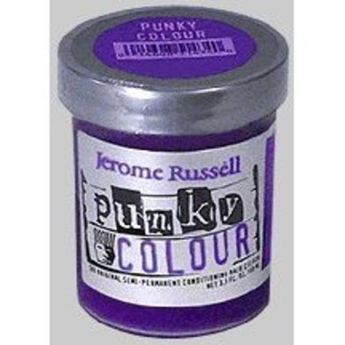 Jerome Russell Semi Permanent Punky Colour Hair Cream 3.5oz Violet # 1428 [Violet]