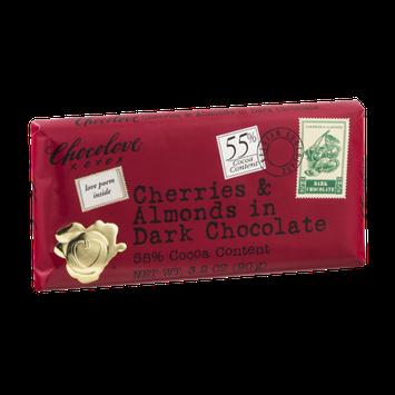 Chocolove Cherries & Almonds in Dark Chocolate
