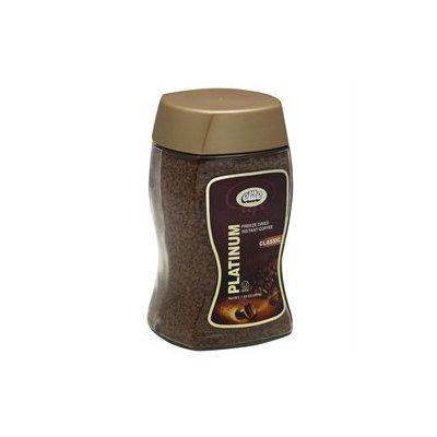 Elite Coffee Instant Platinum 7.05 Oz Pack Of 6