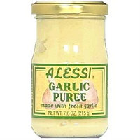 Alessi Garlic Puree, Pack of 6