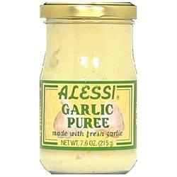 Alessi Garlic Puree, Pack of 6