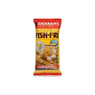 Zatarain's Ssnng Fish Fry Seasnd -Pack of 12