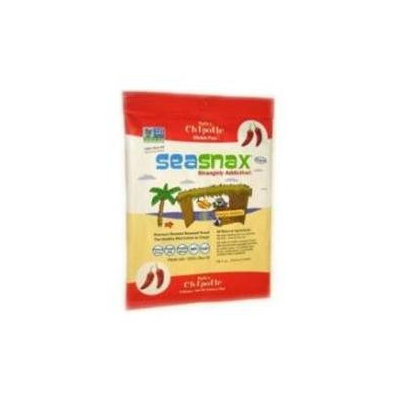 SeaSnax Seaweed Snack Roasted Spicy Chipotle - 5 Sheets