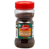 Lieber's Sprinkle Choc (Pack of 12)