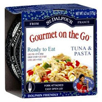 St. Dalfour Gourmet On The Go Tuna and Pasta - 6.2 oz