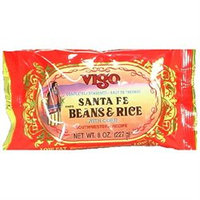 Vigo Industries Vigo Santa Fe Pinto Beans and Rice With Corn, 8 oz, - Pack of 12