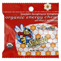 Honey Stinger Organic Energy Chews Singl