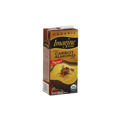 Imagine Foods Organic Soup Creamy Carrot Almond - 32 fl oz