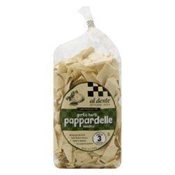 Al Dente BG10055 Al Dente Garlic Herb Paprdel - 6x12OZ