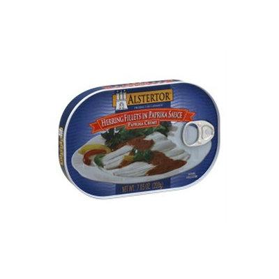 Alstertor Paprika Herring, 7.05 oz, - Pack of 10