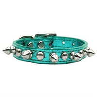 Mirage Pet Products 83-13 12TqM Metallic Chaser Turquoise MTL 12