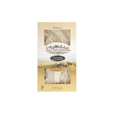 La Panzanella Black Pepper Croccantini Box 5.5-Ounce Boxes (Pack of 12)