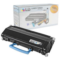 LD Compatible X203A11G Black Laser Toner Cartridge for Lexmark for use in the X204N Printer