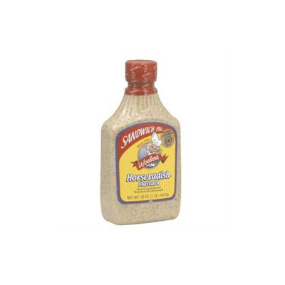 Woeber Mustard Sand Pal Horse -Pack of 6