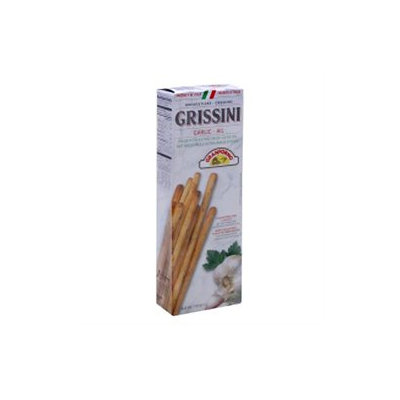 Granforno Grissini Breadsticks, Garlic, 4.4 oz Boxes, 12 pk