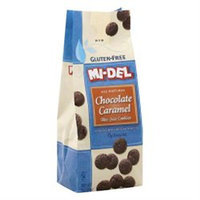 Midel Bite Size Gluten Free Choc Caramel -Pack of 12