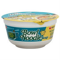 Nong Shim Soup Bowl Ndle Savory Beef -Pack of 12