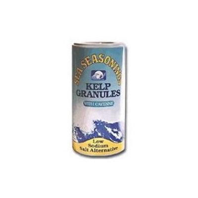 Maine Coast Sea Vegetables - Sea Seasonings Organic Kelp with Cayenne - 1.5 oz.