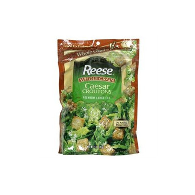 Reese Caesar Croutons, 5 oz, - Pack of 12