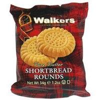Walker's Walkers Shortbread Rounds 2pk - 24 pk/ct