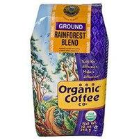 Organic Coffee Co. ORGANIC COFFEE Organic Ground Coffee - Rainforest - 12 oz