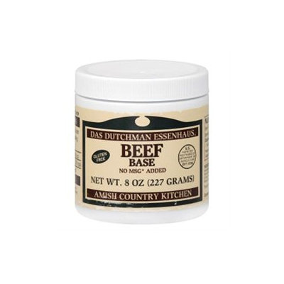 Essenhaus Soup Base Beef 8-Ounce (Pack of 6)