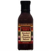 Bronco Bobs Smoked Bacon Chipotle Sauce, 15.25 oz, - Pack of 6