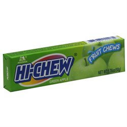Morinaga Hi Chew Green Apple (10x1.76OZ )
