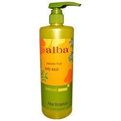 Alba Botanica - Body Wash Passion Fruit