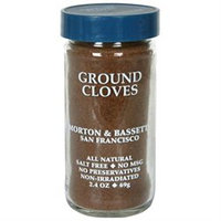Morton & Bassett Ground Cloves - 2 oz