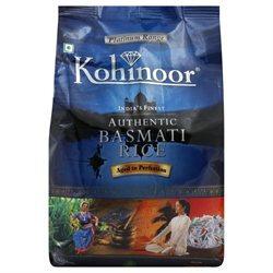 Kohinoor Basmati Rice, 2. 2 lb, Pack of 12