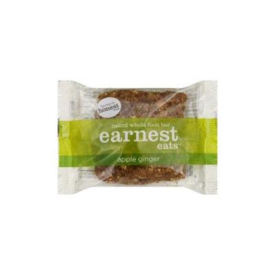 Earnest Eats - Baked Whole Food Bar Apple Ginger Spice - 1.9 oz.