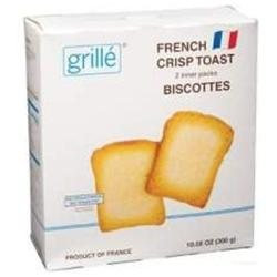 Grille Regular Toast 10.58 Ounce (Pack Of 12)