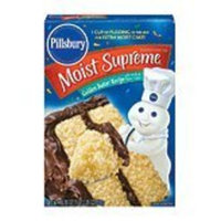 *Pillsbury Moist Supreme Golden Butter Recipe Cake Mix 18.25 oz