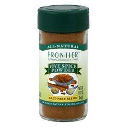 FRONTIER HERB Five Spice Powder 1.92 OZ