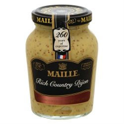 Maille Dijon Mustard Blend Rich Country Dijon 7 oz