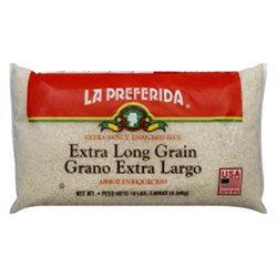 La Preferida Long Grain Rice 10 Lbs Pack Of 4