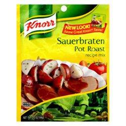 Knorr Mix Sauerbraten Pot Roast -Pack of 12