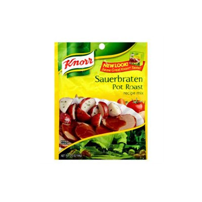 Knorr Mix Sauerbraten Pot Roast -Pack of 12