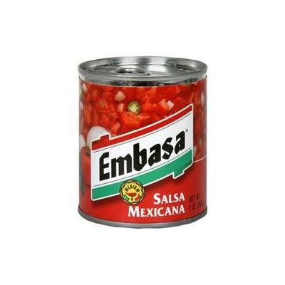 Embasa B80870 Embasa Salsa Mexicanared Medium -12x7oz