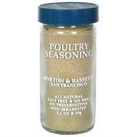 Morton & Bassett Poultry Seasoning -Pack of 3