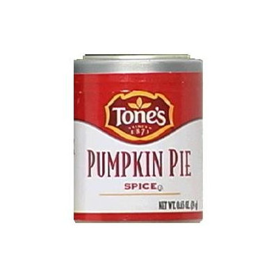 Tone's Ssnng Pumpkin Pie -Pack of 6