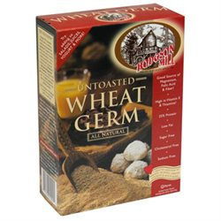 Hodgson Mill Untoasted Wheat Germ, 12 oz, - Pack of 6