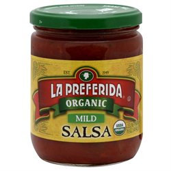 La Preferida Salsa Mild Org -Pack of 12